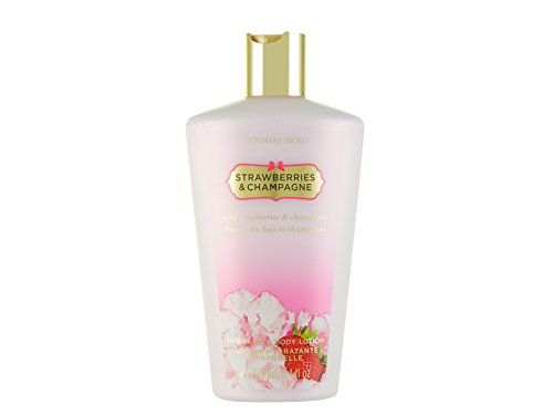 Victoria's Secret Fantasies Strawberries & Champagne Lotion 8.4 oz (New Look)