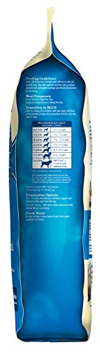 Blue Buffalo Life Protection Formula Adult Dog Food - Natural Dry Dog Food for Adult Dogs - Chicken and Brown Rice - 15 lb. Bag