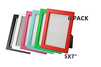 colorful picture frames - 1