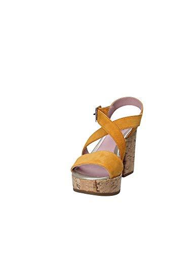 Sandalias 110365 Stonefly Amarillo Mujeres 40 Altos 6pwOZ4w5q