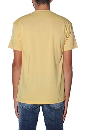 Vans T Ru1 shirt apparel new Uomo Giallo Wheat Classic Blues dress pap4g