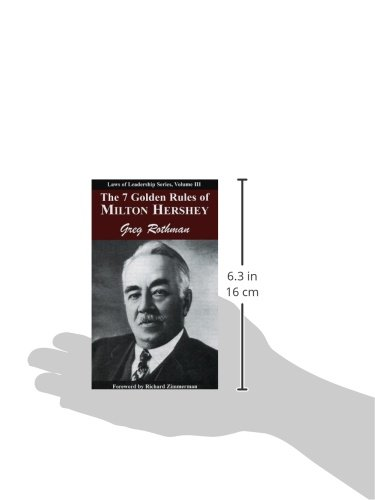 The 7 Golden Rules of Milton Hershey (Laws of Leadership)