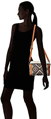 Roxy Folk Caramba Cross Body Handbag