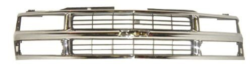 OE Replacement Chevrolet Grille Assembly (Partslink Number GM1200238) by Multiple Manufacturers