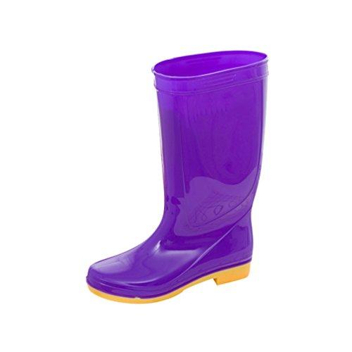 P Botas Adulto Lluvia Xinwcang Rain Classic de Casual Boot Impermeable nz6HPUWq5H