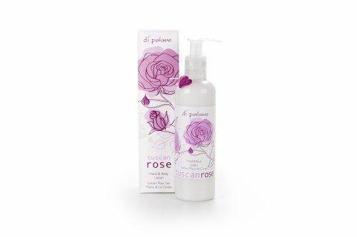 Di Palomo - Tuscan Rose - Hand & Body Lotion - 250ml - Pump Dispenser