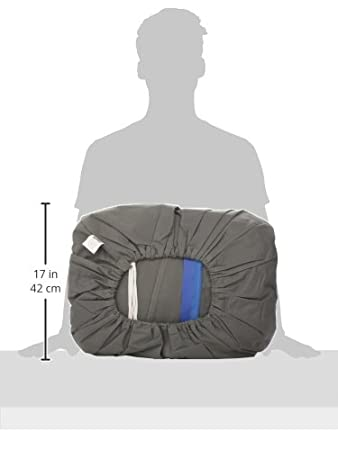 Budge Truck Camper Covers Fits Truck Camper RVs 10 to 12 Long Gray, Polyproplyene