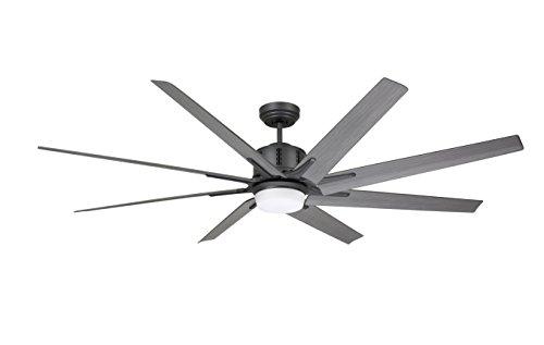 Emerson CF985LGRT Aira Eco 72-inch Modern Ceiling Fan, 8-Bla