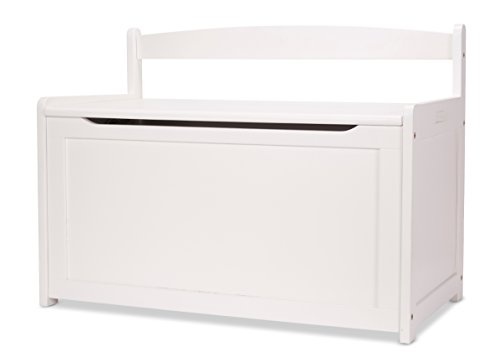 Melissa & Doug Toy Chest - White Children's Furniture by Melissa & Doug