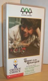The Mouse and the Motorcycle (Ages 4-11) by Beverly Cleary