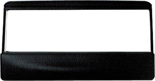 Nero Autoleads FP-07-00 Adattatore Singolo Mascherina Radio DIN per Ford Escort Fiesta Colore