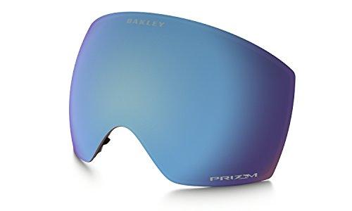 Oakley Flight Deck Snow Goggle Replacement Lens Prizm Sapphire Iridium by Oakley