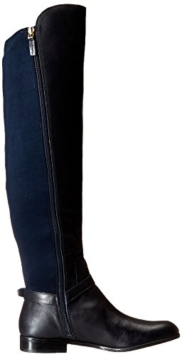 Franco Blue Knee Almond Mast Boots Over Dark Riding Sarto Toe Womens wvrqaFw