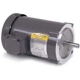 (Baldor-Reliance 50 Hertz Motor, VM3538-57, 3 PH, 0.5 HP, 1425 IP44 RPM, 230/400 Volts,TEFC,56C Frame)