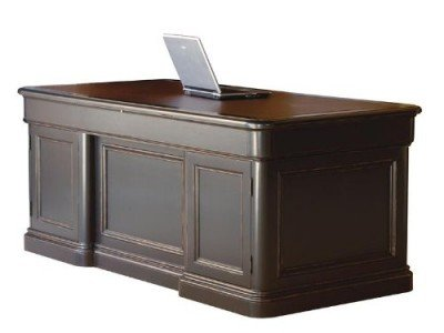 Hekman Chair Executive Furniture - 7-9140 Louis Phillippe Executive Desk