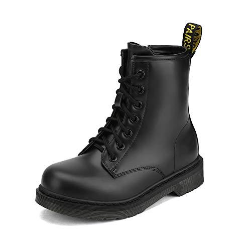 DREAM PAIRS Kids Waterproof Outdoor Combat Ankle Boots