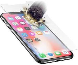 cellularline TETRAGLASSIPH8 - Protector de Pantalla (Protector de Pantalla, Teléfono móvil/Smartphone, Apple, iPhone X, Resistente a rayones, Transparente): Amazon.es: Electrónica
