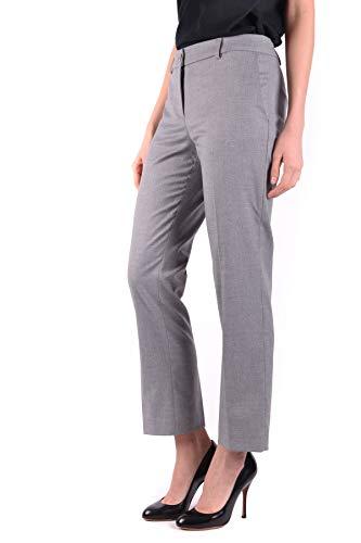 Gris Blugirl Mcbi32571 Pantalón Poliéster Mujer EwqwCB