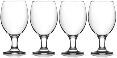 Epure Cremona Collection 4 Piece Wine Glass Set (Water Goblet (13.5 oz))