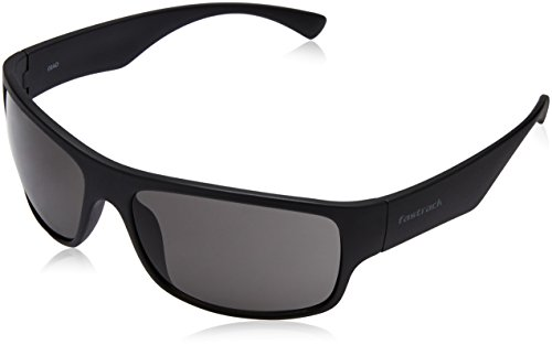 Fastrack Men's Wrap - Sunglasses Mens Fastrack For