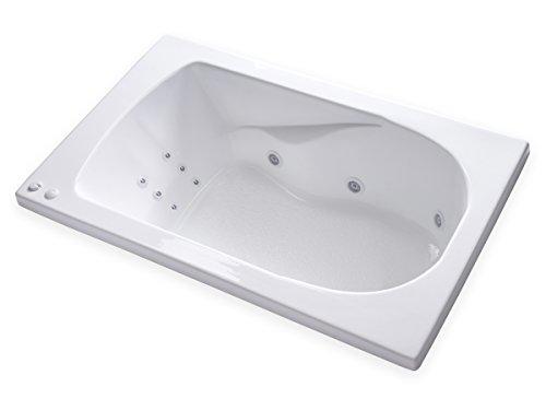 Freestanding Whirlpool Tub: Amazon.com