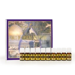 Young Living Twelve Oils Of Ancient Scripture Kit