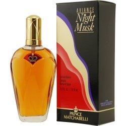 AVIANCE NIGHT MUSK by Prince Matchabelli COLOGNE SPRAY 2.6 OZ