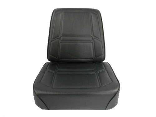 Seats, Inc KUBOTA ZD21,ZD25,ZD28,ZG20,ZG23,SEAT Replacement Cushion Set, Thicker Bottom #ZC