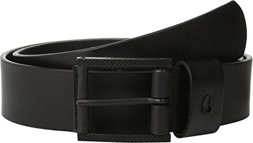 Nixon Unisex Americana '15 Belt Black (Nixon Accessories)
