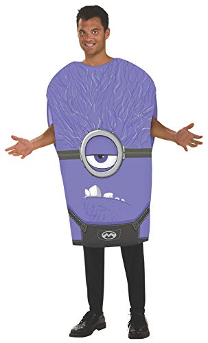 Rubie's Men's Despicable Me 2 Adult Purple Minion,