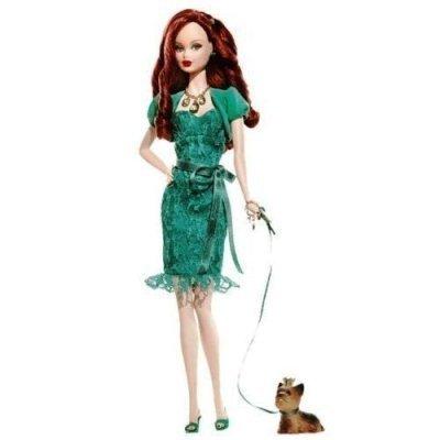 May Birthstone Barbie