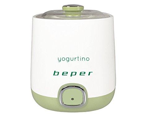 Beper BP.950 Yogurtiera, 1 Liter