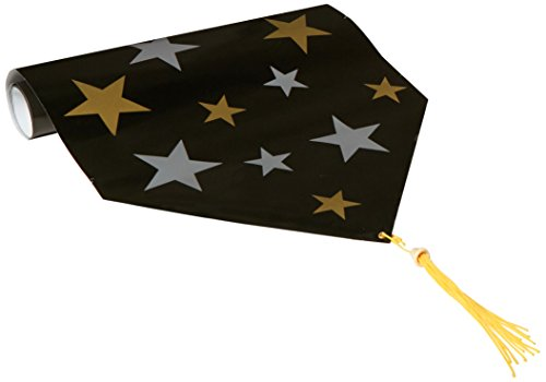 (Printed Stars Table Runner Party Accessory (1 count) (1/Pkg))