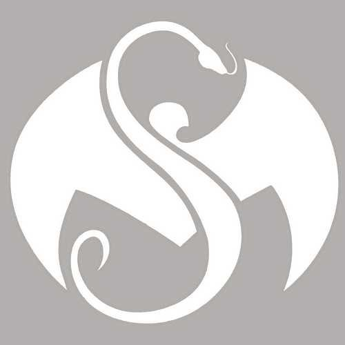 Logo Music Band - Strange Music Band Logo - Vinyl 4