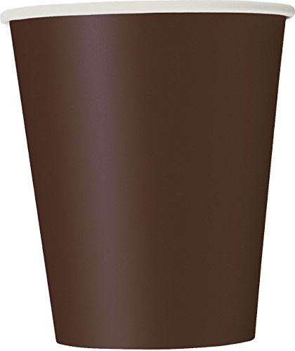 9oz Brown Paper Cups 14ct