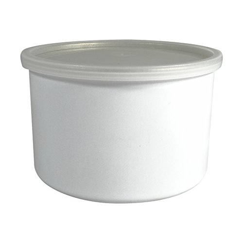 Wax Container - Wax Necessities White Empty Wax Can 400g 14.1oz (NEW Size Fits Most Warmers)