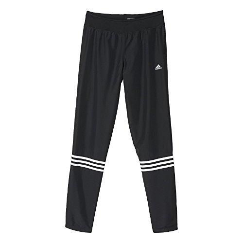 adidas RS Wind Pnt W - Pantalón para mujer, color negro / blanco