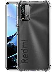 Kit Capa Capinha para Redmi 9T 128GB LTE 6GB Ram (6.53) + Película 3D + Película Câmera - (C7COMPANY)