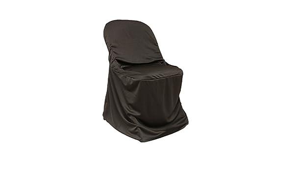 Scuba - Funda para silla plegable (BLACK-4 Pack: Amazon.es ...