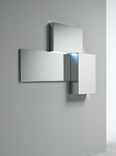 Koh-I-Noor Chimera 3D Spiegel im futuristisches Design mit Licht