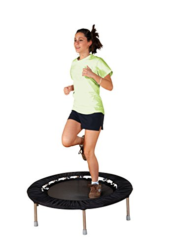 Needak Soft-Bounce Non-Fold Fitness Rebounder, 40 Inches
