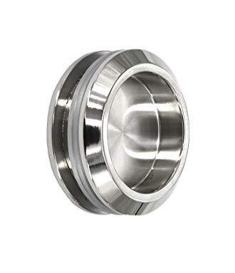 Ivory Steel Knobs - Top Hardware Stainless Steel 2-1/4