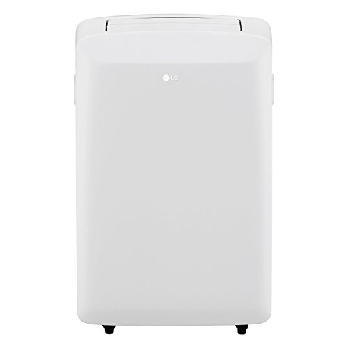 LG LP1417SHR 115V Portable Air Conditioner with Supplemental Heating in Graphite Gray for Rooms up to 400-Sq. Ft. (Renewed) (Lg Heater Air Conditioner)