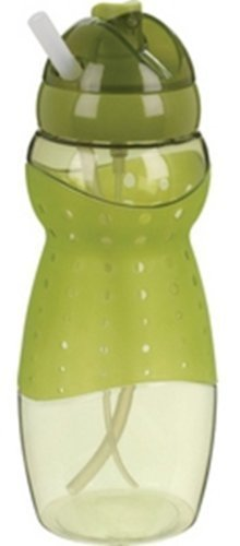 Trudeau Mist 19-Ounce Hydrator Bottle, Green by Trudeau ()