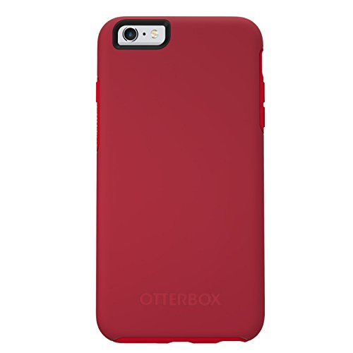 Cadorabo Custodia per Apple iPhone 6 / iPhone 6S in Frost Rosso
