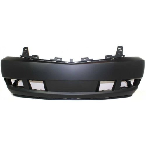 OE Replacement Cadillac Escalade Front Bumper Cover (Partslink Number GM1000816)