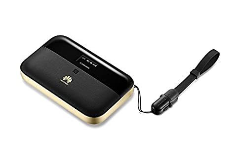 Huawei E5885 Ls-93a 300 Mbps 4G LTE Mobile WiFi (4G LTE in Europe, Asia, Middle East, Africa & 3G globally, 25 hours 6400) (Mobile Wifi Huawei 4g)