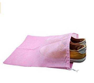 S-LOVE tela para zapatos organizador de polvo cordón bolsa ...