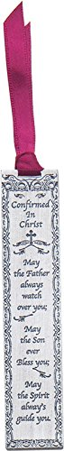 Cathedral Art BM131 Confirmation May The Spirit Guide You Metal Bookmark, 3-1/2-Inch