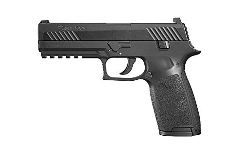 SIG Sauer P320 CO2 Black Pistol, Metal Slide ()
